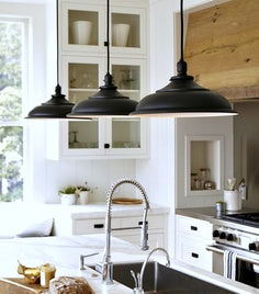 Kitchen Lighting Ideas Whats Your Style Fat Shack Vintage - What's new in kitchen lighting