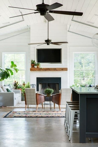 What To Consider When Purchasing A Ceiling Fan Fat Shack