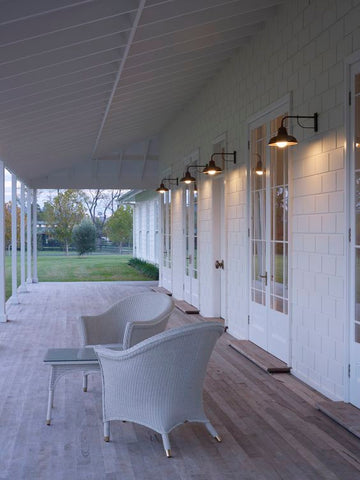 Finding the right outdoor lights can transform your space from a regular urban property into a modish mid-century, ranch, or Victorian-era home.