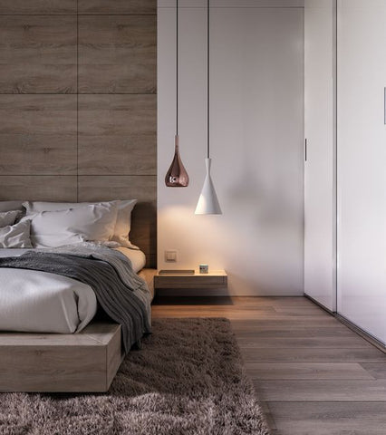Fat Shack Vintage & Why Bedside Pendant Lights Are the Perfect Bedroom Lighting - Fat ...