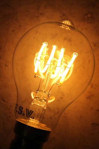 LED Bulb, LED Filament Bulb. Dimmable led bulb. Soft LED filament. LED light bulbs for penant lighting, floor lamps, table lamps, ceiling lights, hanging lights. Lighting Melbourne