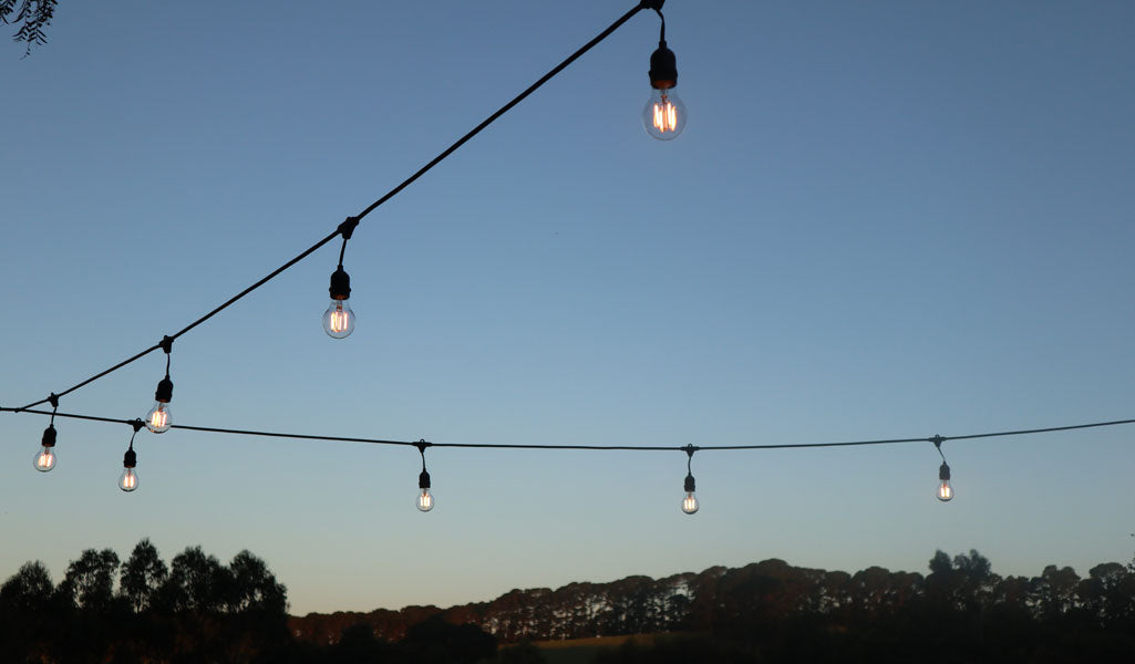 Outdoor Festoon Lights