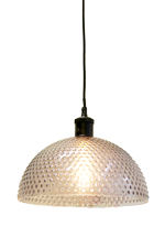 Glass Pendant Light