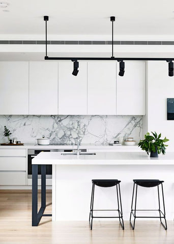 Kitchen Marble Splashback