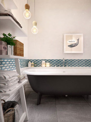 Bathroom Lighting Tips Scandinavian