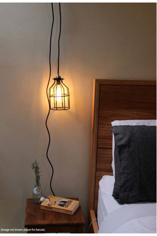 This Bedside Cage Pendant ... Part 70