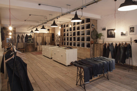 Industrial Shop Fit Out Inspiration Fat Shack Vintage