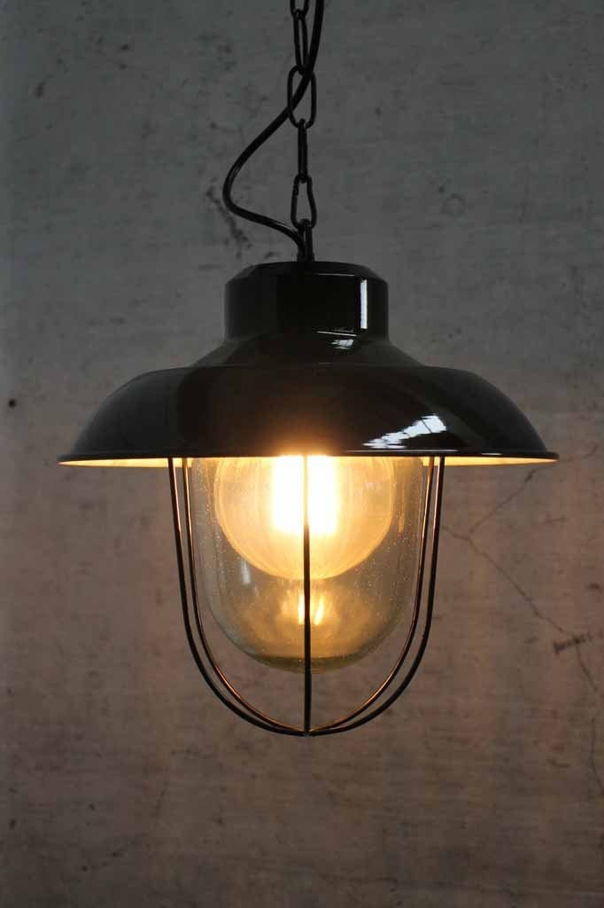 1 sheffield industrial pendant light