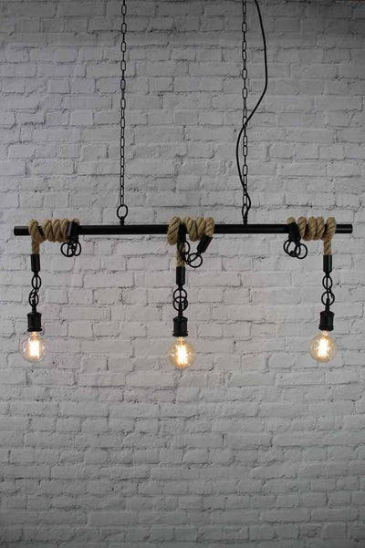 7 high strung industrial modern vintage swing pendant light kitchen island lighting