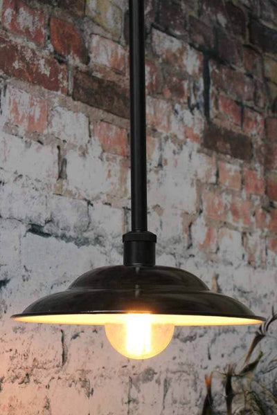 Adjustable rod pendant light