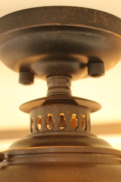Antique bronze exterior lighting. deck veranda or porch lights. ceiling lights fo outdoor area