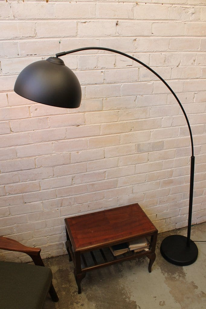 Arc Floor Lamp Australian Lighting Fat Shack Vintage