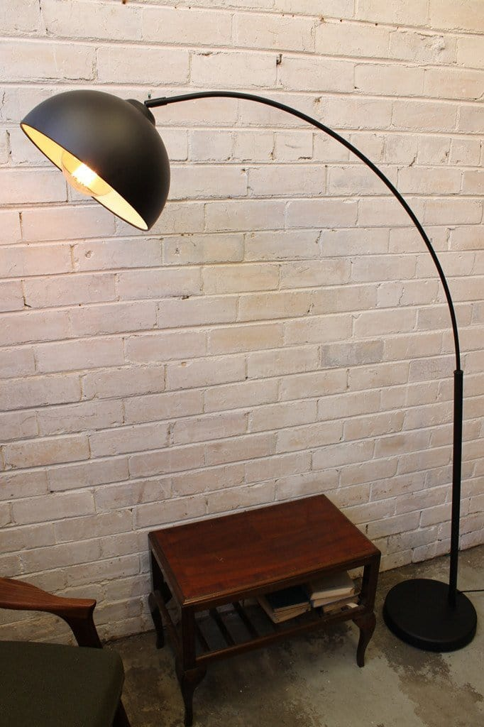 Arc Floor Lamp Australia Retro Modern Design Fat Shack