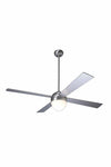 Ball Ceiling Fan with Light