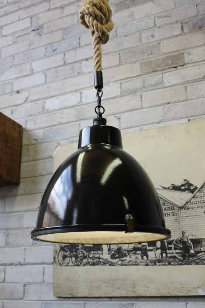 Barnyard Pendant Light