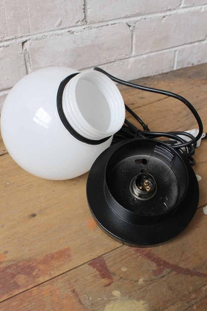 Bunker Globe Light Ceiling Lights Black Or Gold Sconces Online Lighting Australia Lighting