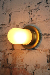 Bunker capsule wall light