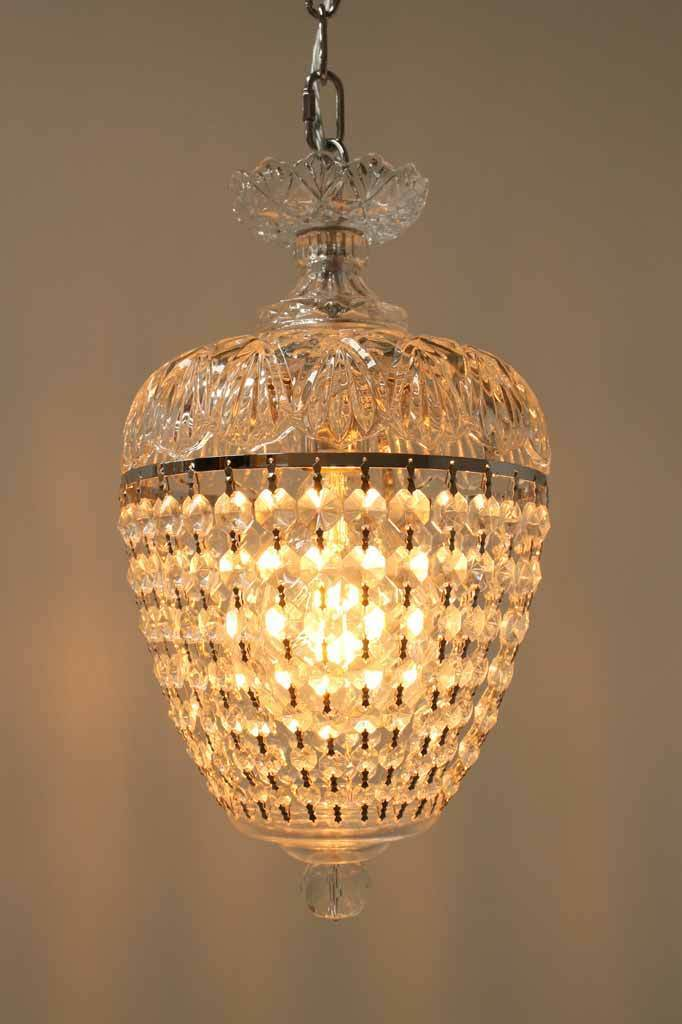 Savoy crystal hanging light vintage style crystal lighting buy pendant lights online mozeypictures Image collections