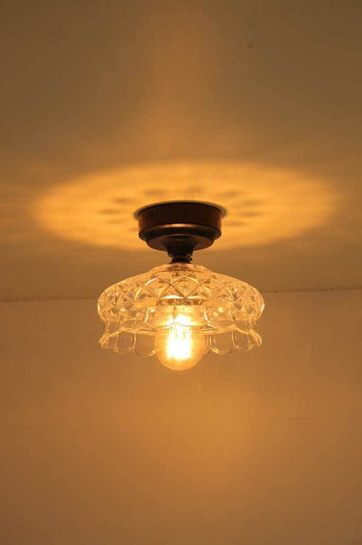 Apsley Glass Ceiling Light