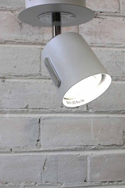 Can led spotlight comes with 6w led gu10 bulb