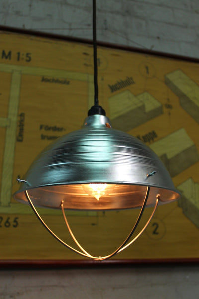 Ceiling Pendant Crossbar Guard Light