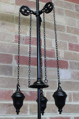 Chandelier Pulley Light black 45c75ace-bbff-4709-b7cc-d86a32336312