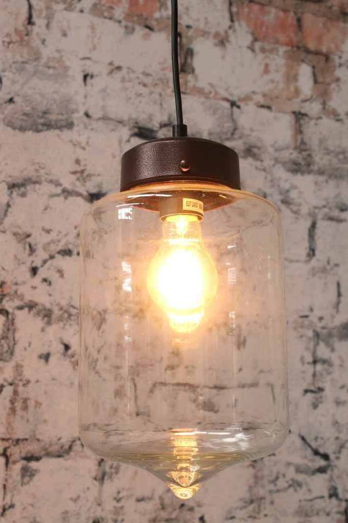 Classic jeremy pyles turret pendant lamp. replica vintage lighting