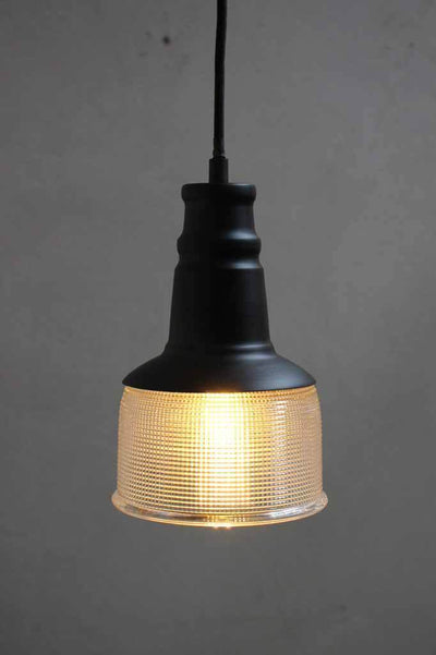 Crosshatch halophane glass pendant. hanging kitchen pendants. online lighting Australia