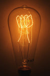 Edison Bulb - Quad Loop Tear Drop