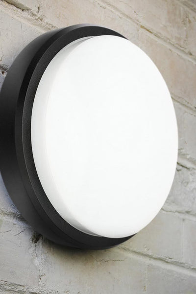 Exterior modern wall light