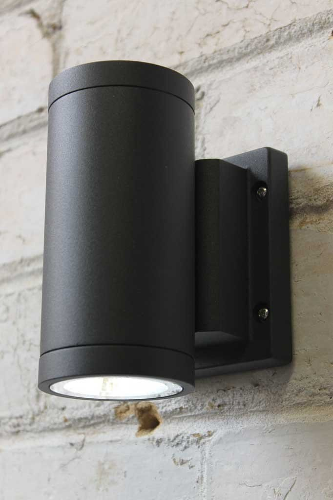 Exterior led up down wall light ideal for home extriors