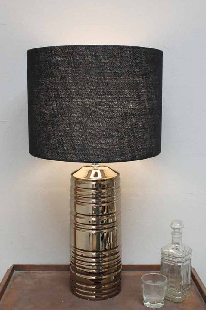 Awe Inspiring Devore Copper Table Lamp Download Free Architecture Designs Ferenbritishbridgeorg
