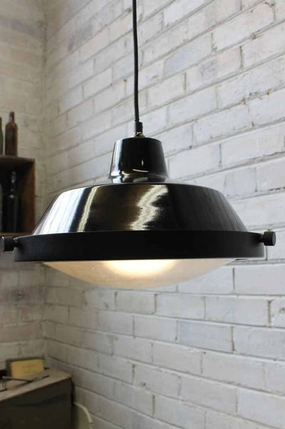 Factory Eye Pendant Light