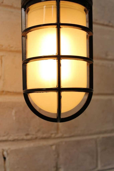 Frosted glass shade for pendant lights or wall lights