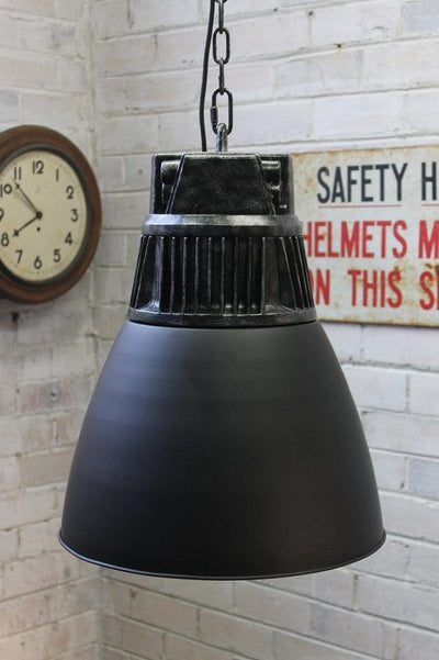 Hangar pendant light vintage high bay style with 2.1meter chain and cord
