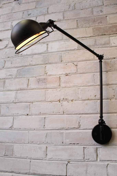 Industrial Two Arm Light Wall Lights Online Australia