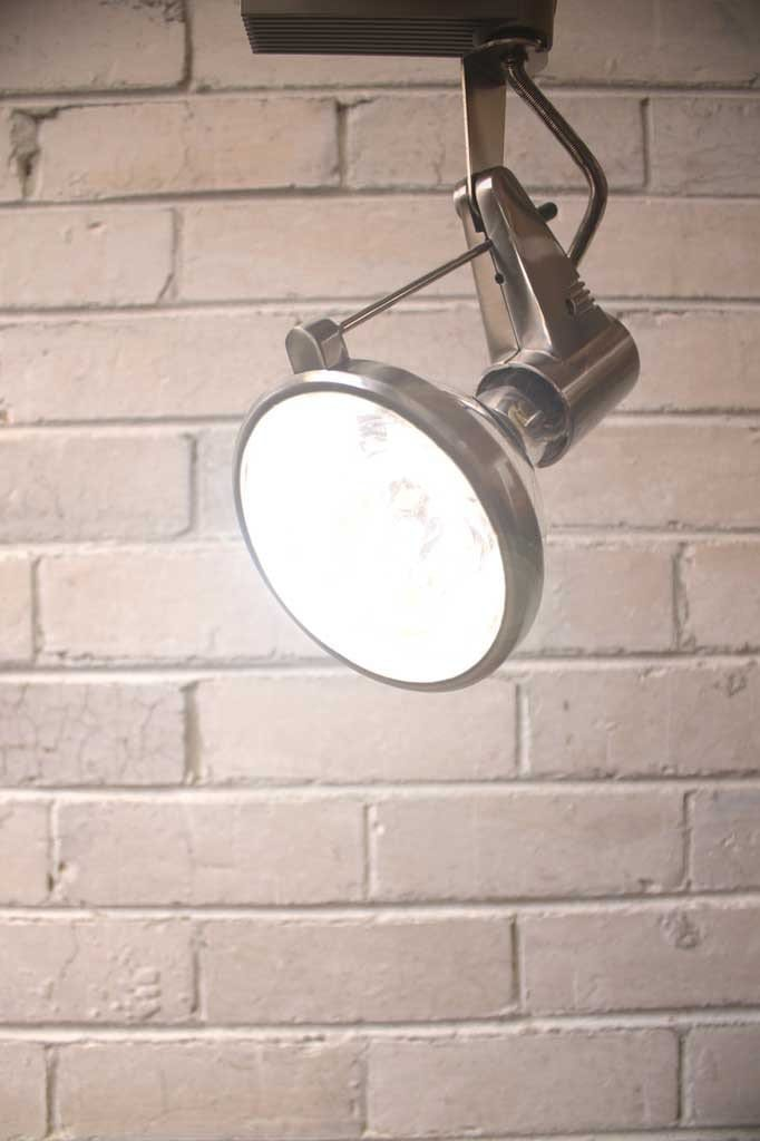 LED Track Lighting with Swivel Arm
