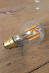 Led light bulb fancy round 6w
