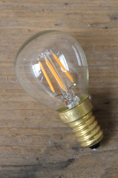 Led light bulb g35 2 watts size e14