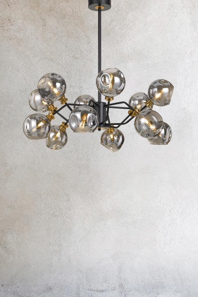 Morden Glass Chandelier