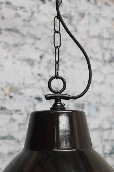 Loft Black Pendant Light
