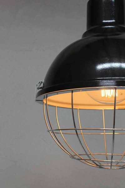 Boiler Pendant Light