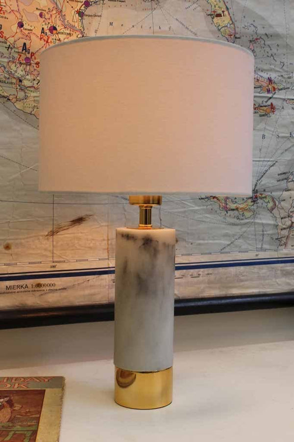 Marble Table Lamps Hamptons Style Online Lighting