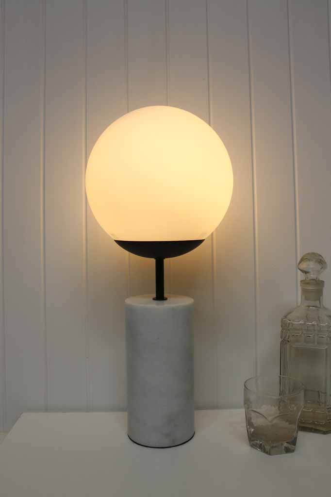 Lamarr Marble Table Lamp