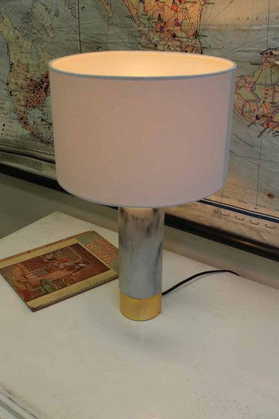 Marble table lamp cultured marble table lamps are perfect for achieving the timeless elegance. online lighting Melbourne Sydney Perth Brisbane.