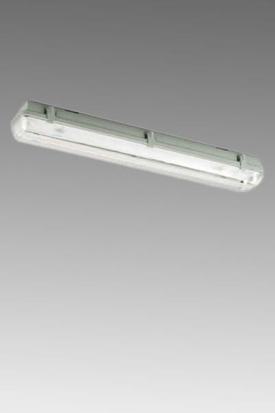 Marine Industrial Fluorescent Flush Mount