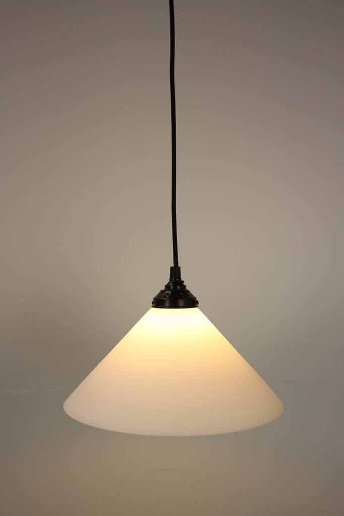 Conical Pendant Light