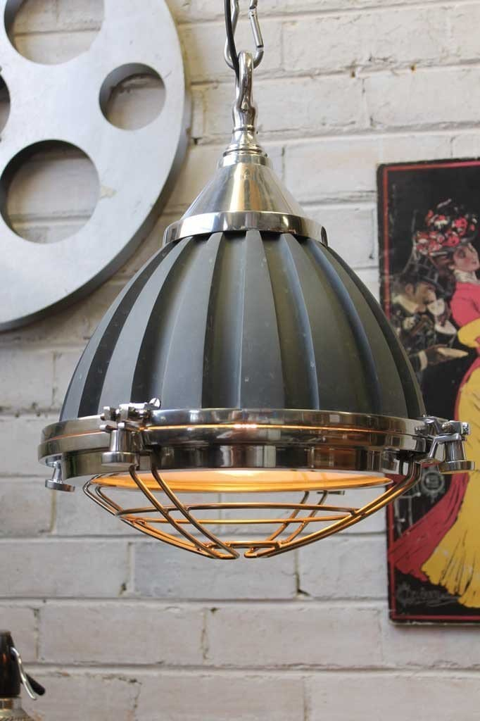 Metal can ceiling light extravagent industrial pendant