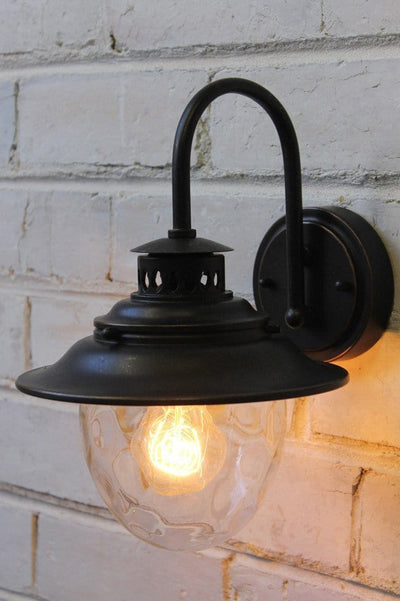 Mews wall light vintage wall light with an antique bronze finish