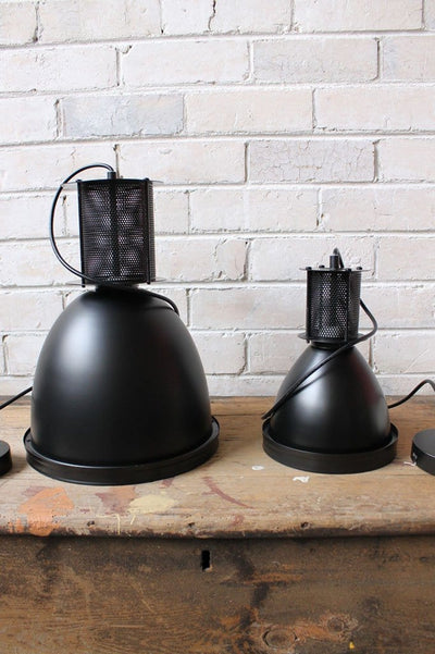 Mill pendant lights in two sizes